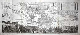Szentgotthard/Mogersdorf, Schlacht V. 1.8.1664, Merian M. Theatr - Estampes & Gravures