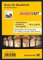 BUND 2010 MH 82a Gestempelt (103537) - Markenheftchen