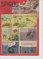 Spirou  N°984 - 21 Fevrier 1957 - Spirou Magazine
