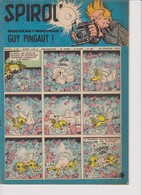Spirou  N°985 - 28 Fevrier 1957 - Spirou Magazine