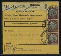 DEUTSCHES REICH 1933 Nr 493 Siehe Beschreibung (115326) - Deutschland