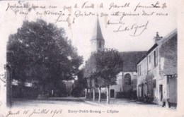 91 - Essonne -  EVRY PETIT BOURG - L Eglise - Evry