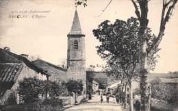 TARN  81    ENVIRONS DE LABESSONIE   SALCLAS  L'EGLISE - France
