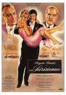 Brigitte Bardot Charles Boyer Henri Vidal Illustrateur Jean Mascii - Actors