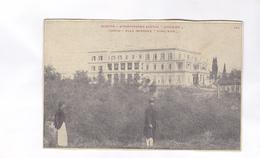 CPA CORFOU, VILLA IMPERIALE  ACHILLEION En 1917! - Grèce