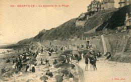 FRANCE -  Granville - Le Descentre De La Plage - Granville