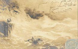 Tableau à Identifier - Naufrage Dans La Tempête - The Knight Series - Postcard N° 787 - Postcards