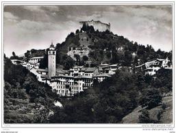 ASOLO:  PANORAMA  E  ROCCA  PREROMANA  -  FOTO  -  FG - Treviso