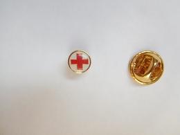 Petit Pin's , Médical , Croix Rouge Française - Geneeskunde
