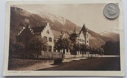 Glarus, GL, Bahnhof, 1931 - GL Glaris