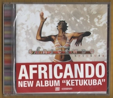 CD 11 TITRES AFRICANDO KETUKUBA NEUF SOUS BLISTER & RARE - World Music