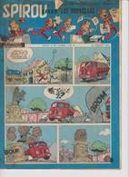 Spirou  N°1006 - 25 Juillet 1957 - Spirou Magazine