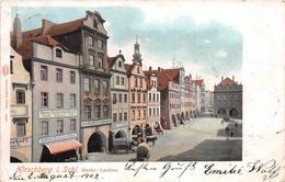 ¤¤   -  ALLEMAGNE    -   KIRSCHBERG  I. SCHL   -  Markt - Lauben     -   ¤¤ - Deutschland