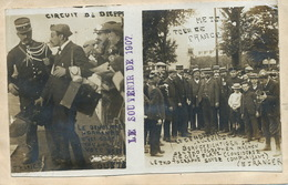 Reporter Photographe Simons Anastigmat Monoplan 1907 Photo Gendarme Allemand Metz Circuit Dieppe Auto - Autres