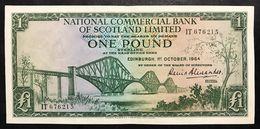 Scozia Scotland 1  Pounds 1964 Pick#269 LOTTO 2638 - [ 3] Scotland