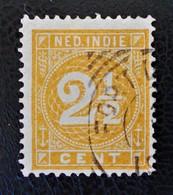 EMISSION 1883 - OBLITERE - YT 19 - MI 19 - Niederländisch-Indien