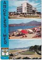 Argelés Sur Mer: SUNBEAM RAPIER CONVERTIBLE, CITROËN 2CV, DS, FORD 17M P3, PEUGEOT 404 - PKW