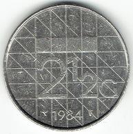 The Netherlands 1984, 2½ Gulden - [ 3] 1815-… : Koninkrijk Der Nederlanden