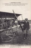 FONTGOMBAUD Aviation M. DEMAZEL Constructeur – Jeune France 2è Série 4- De L'Abbaye De Fontgombaud( Avion ) - Piloten