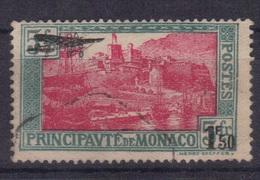 Monaco 1933 Yvert PA 1 Oblitéré (195) - Poste Aérienne