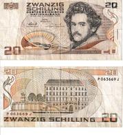 Autriche 20 Shilling - Austria