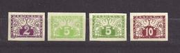 Czechoslovakia 1919 MNH ** Mi 11-12, 195 Sc E1-E3 Express Stamps, Eilmarken. Tschechoslowakei. - Tchécoslovaquie