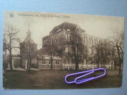 Chenée : établissement Des Filles De La Croix En 1931 - Autres