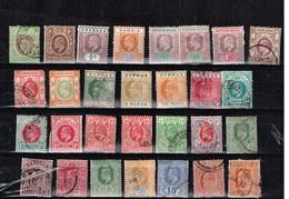 Lot Colonies Britanniques à Identifier - Briefmarken