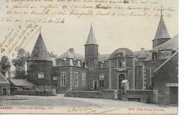 HANRET  Château De Montigny  1652. - Eghezée