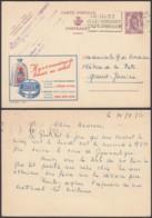 Publibel 950 - 90c Voyagé - Thématique Cosmétique  (DD) DC3684 - Stamped Stationery