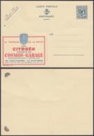 Publibel 1073 - 90c - Thématique Automobile Garage  (DD) DC3687 - Ganzsachen