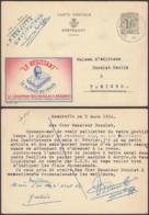 Publibel 1236 - 1F20 Voyagé - Thématique Literie (DD) DC3698 - Publibels
