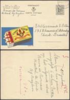 Publibel 1253 - 1F20 Voyagé - Thématique Feu Allumettes  (DD) DC3699 - Entiers Postaux