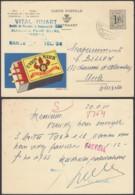 Publibel 1252 - 1F20 Voyagé - Thématique Feu Allumettes  (DD) DC3701 - Entiers Postaux