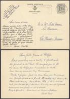 Publibel 1240 - 1F20 Voyagé -  (DD) DC3702 - Stamped Stationery