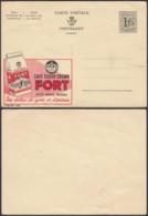 Publibel 1263 - 1F20  - Thématique Café (DD) DC3706 - Stamped Stationery