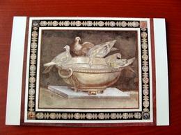 (FG.W40) MOSAICO DELLE COLOMBE (ROMA, PINACOTECA CAPITOLINA) NV - Pittura & Quadri