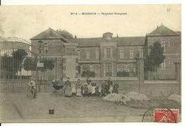02 - BOHAIN / HÔPITAL HOSPICE - France