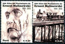 Peru - Perou (2018) - Set -  /  Railroad - Train - Trains - Railways - Locomotives - Eisenbahn - Ernest Malinowski - Eisenbahnen