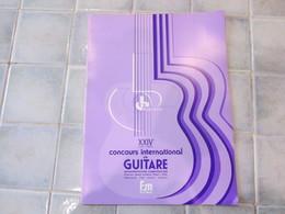 24 Em Semaine Internationale De Guitare 1981 1982 - Programmes