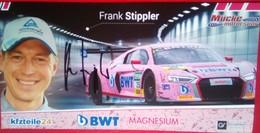 Frank Strippler - Handtekening
