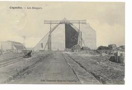 COGNELéE  Les Hangars Construit Par Les Allemands Pour Le Montage Des Dirigeable En 1914. - Namur