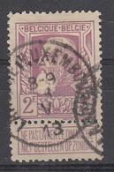 BELGIË - OPB - 1905 - Nr 80 (LA ROCHE (LUXEMBOURG)) - 1905 Grosse Barbe