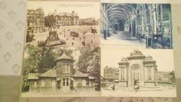 59CARTES  DELOT DE 16 CARTES DE LILLE N° DE CASIER 10 - 5 - 99 Postcards