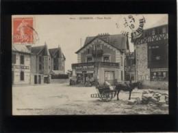 56 Quiberon Place Hoche édit. Villard N° 6012 Bazar De Bretagne - Quiberon