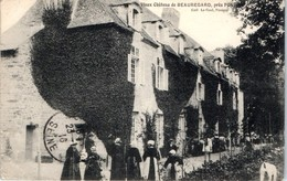 56 - Vieux Château De BEAUREGARD , Près Pontivy - Francia