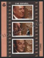 Spain - Espagne 2013 Yvert 4483-85, Spanish Cinema, Rafael Gil, F. Fernán Gómez, Tony Leblanc - Miniature Sheet - MNH - 1931-Hoy: 2ª República - ... Juan Carlos I
