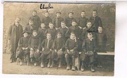A Identifier   Photo ECOLE GARCON CHARLES  OU ? ID52 001 - Postcards