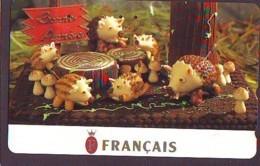 Télécarte Japon *  YEAR Of The PIG (己亥) ZODIAC  (619) COCHON * PHONECARD JAPAN * TK * SCHWEIN * PORCO * VARKEN - Zodiaque