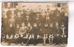 A Identifier   Photo ECOLE Garcons  Jean Et Pierre Lalanne 1922 OU ? ID98 - Postcards